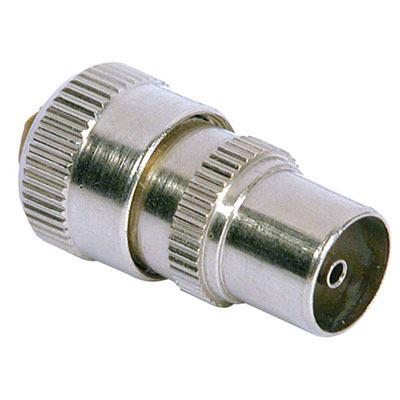 Coax Plug Male x 10