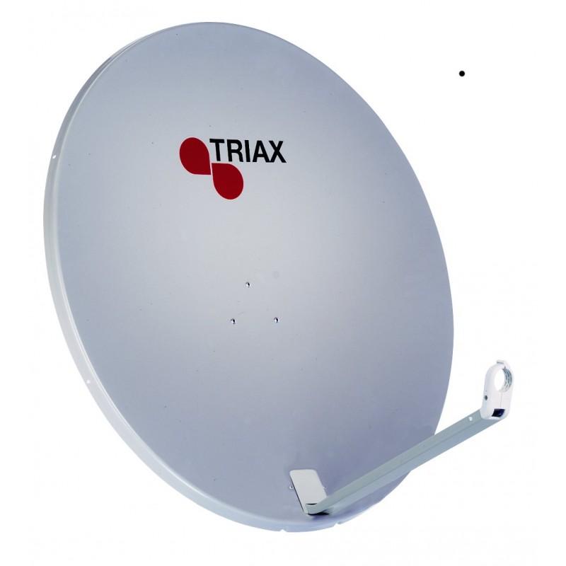 Triax TD110 (1.1m) Galvanished Steel Satellite Dish - Boxed