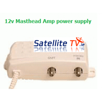 Masthead Amp Power Supply