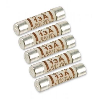 13 Amp Fuse 25mm x 5