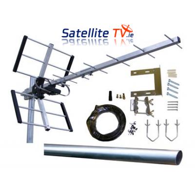 14 Element 12dB Aerial Kit - RETAIL BOXED