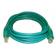 3m Cat 5e Network Lead RJ45 Green - 3m Ethernet Patch Cable