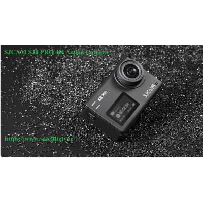 SJCAM SJ8 Plus Action 4K Camera - Big Box