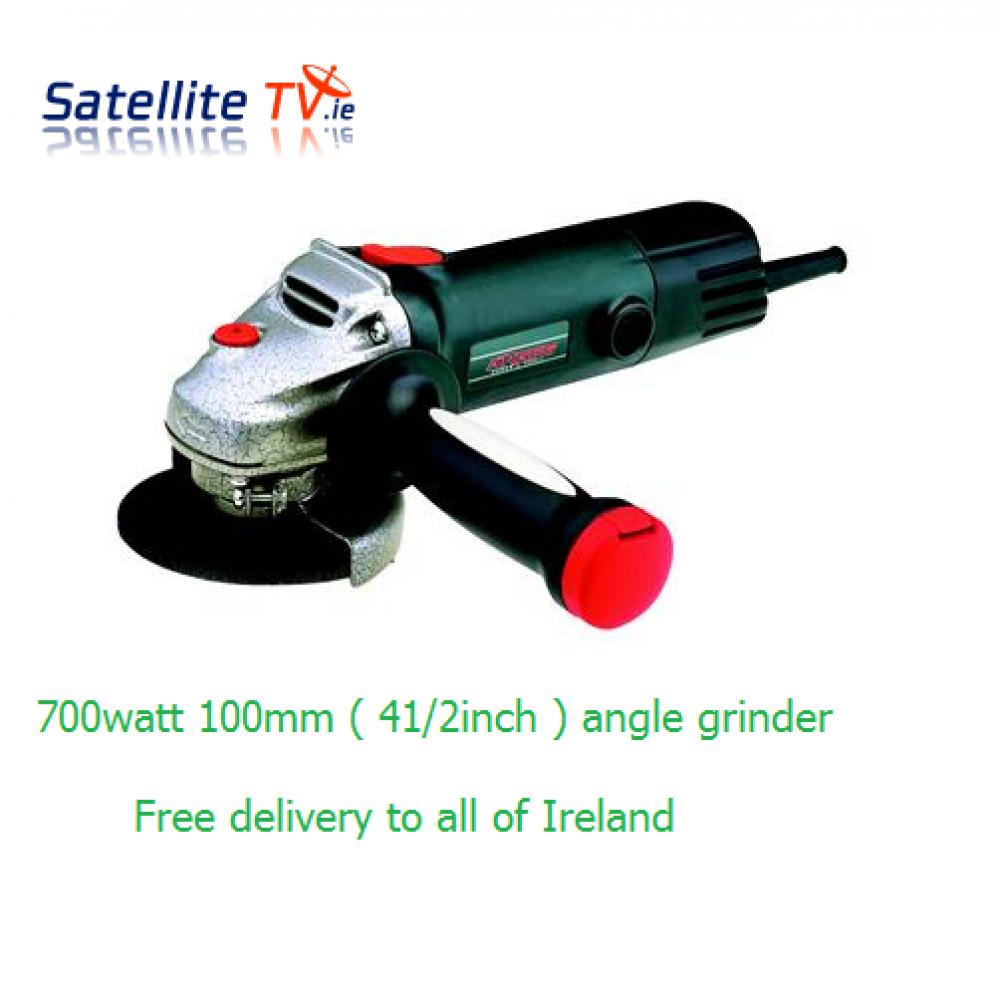 700w 100mm Angle Grinder Satellite TV Ireland 094 903 0765