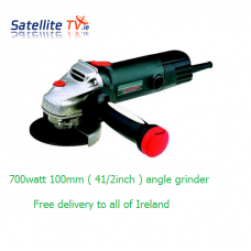 700w 100mm ( 4 1/2 inch ) Angle Grinder