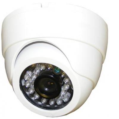 700TVL Effio-E HD CCTV Camera White IR 3.6mm