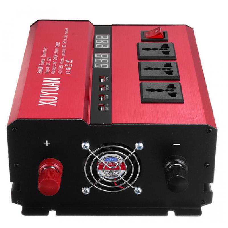 8000W Modified Sine Wave Power Inverter (12volt)