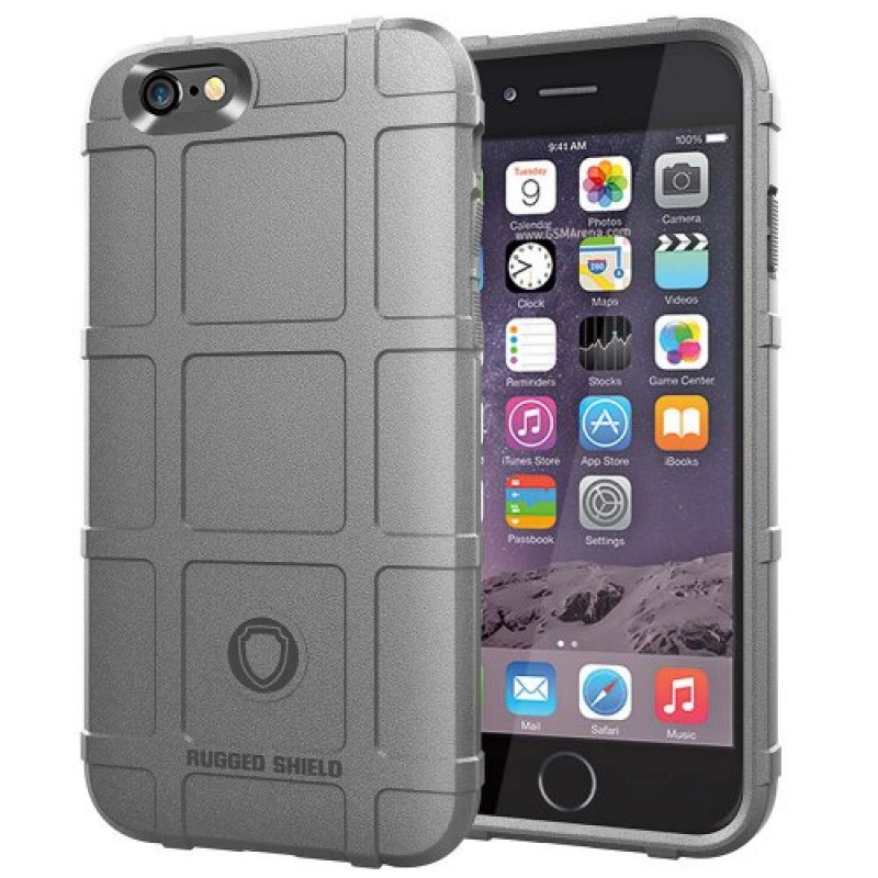 Apple iPhone 6 Hard Shockproof Case - Fits iPhone 6 Phones like a Glove