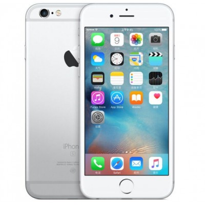 Apple iPhone 6 16GB Silver Unlocked 4G Smartphone - Works on all Irish, UK + EU Networks