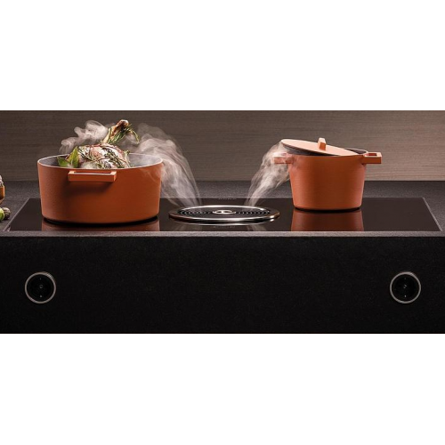 Bora Cooktop and extractor system