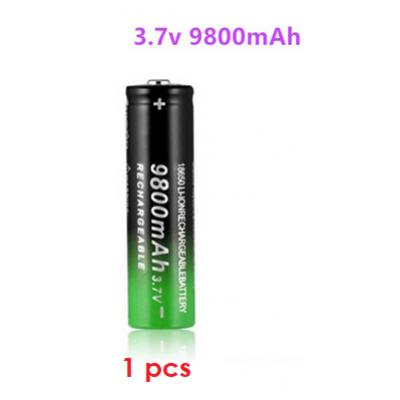 Li-ion 3.7V 18650 Battery