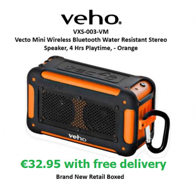 Bluetooth Speaker - Rugged