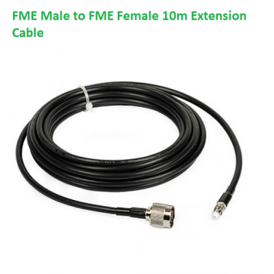 4G LTE Extension Cable - 10m - FME