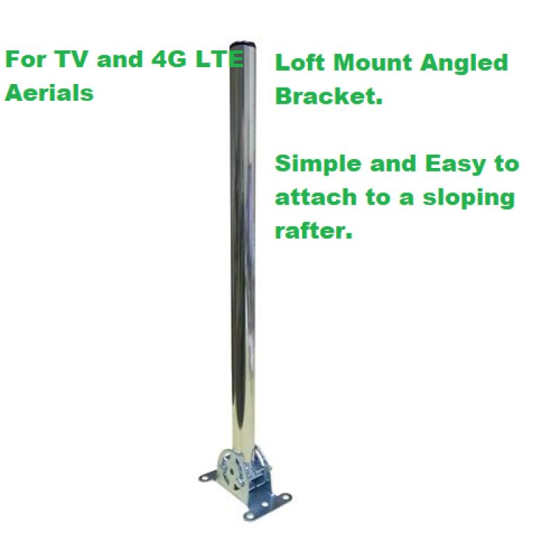 Rafter Attic Aerial Bracket