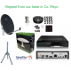 Caravan HD Satellite TV + Saorview TV System