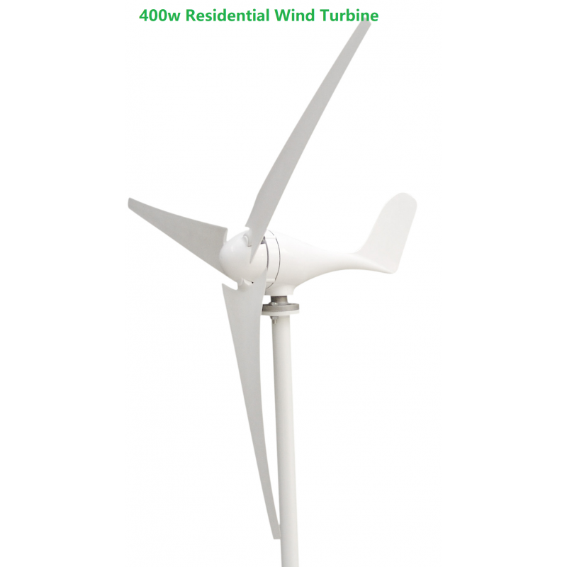 400w Wind Turbine - Wild AC