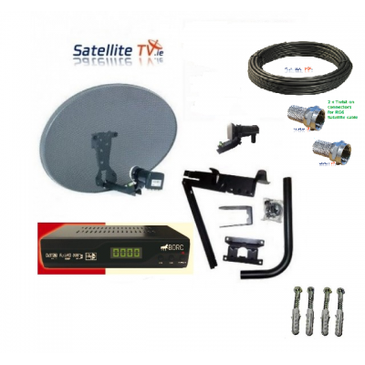 Satellite TV HD DIY Kit €99 Special Offer