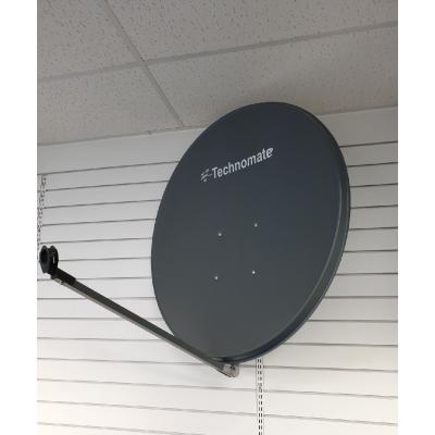 105cm Motorised Satellite TV System Fully Installed