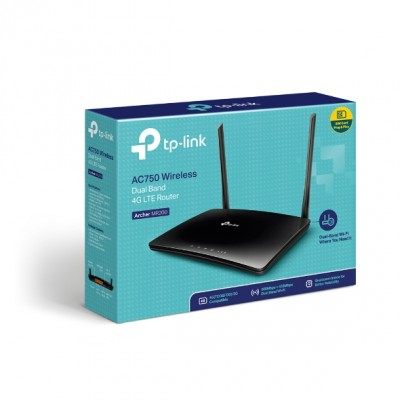 TP-Link TL-MR200 4G LTE Router N300 Wi-Fi