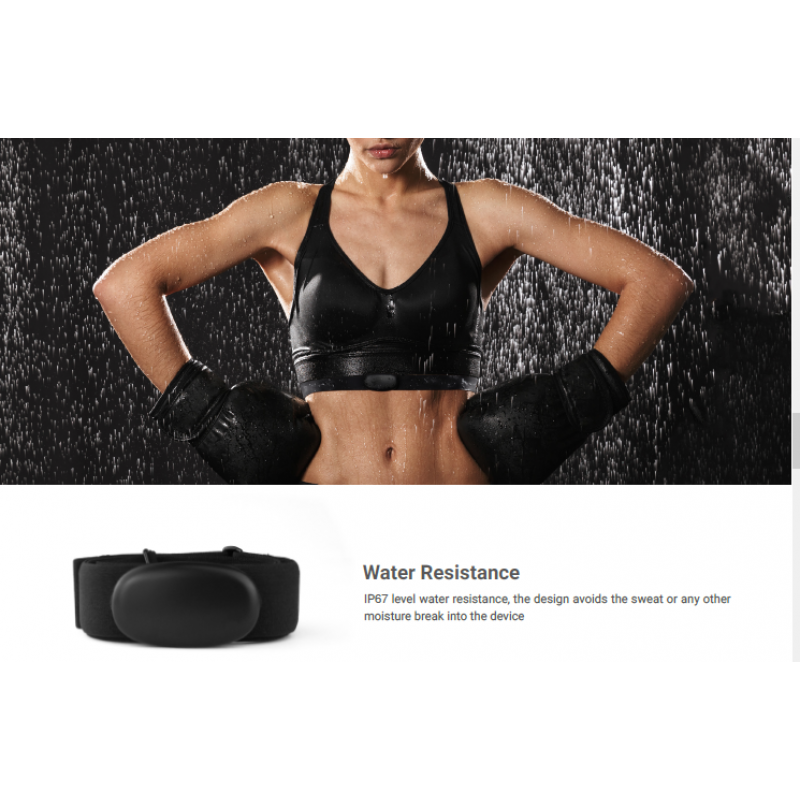 Strava Dual ANT+ Bluetooth Heart Rate Monitor