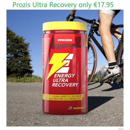 Protein Ultra Recovery 800g