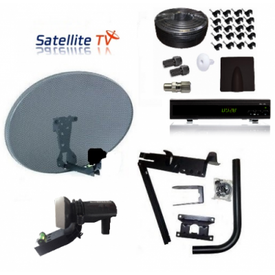Satellite TV HD DIY Kit €99 SPECIAL