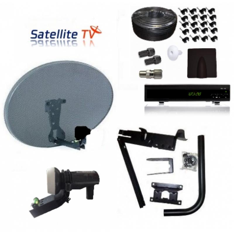 Satellite TV HD DIY Kit €99 SPECIAL