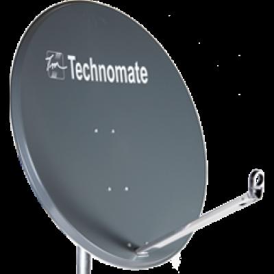 97cm Satellite Dish + HD Receiver + Ka LNB