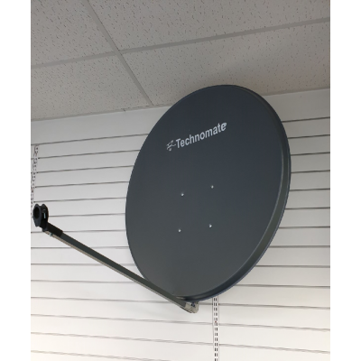 105cm Satellite Dish + HD Receiver + Ka LNB