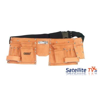 Draper Leather Professional Tool Belt