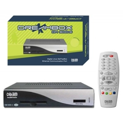 Dreambox DM500S - Linux Based Satellite Receiver - Out of Stock