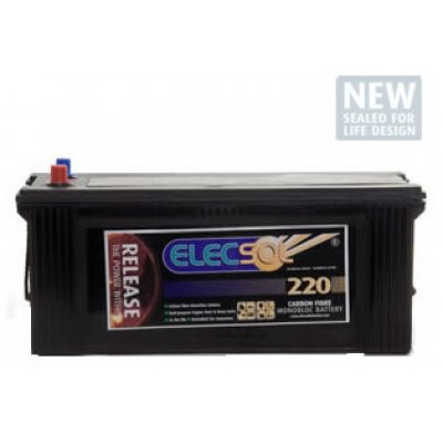 Elecsol Deep Cycle Battery 220 amp