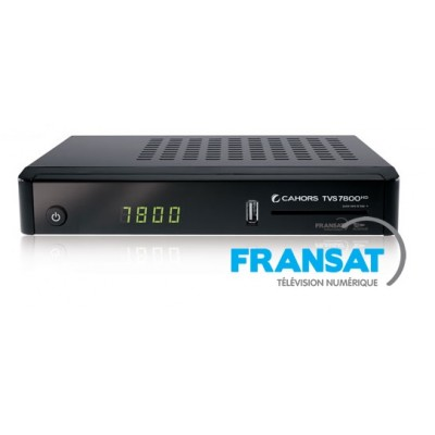Fransat HD Receiver with Official Card