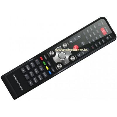 Gigablue HD Quad Plus Remote Control