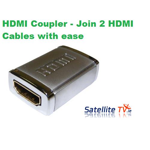 HDMI Coupler 2.0 UHD 3D / 2160P