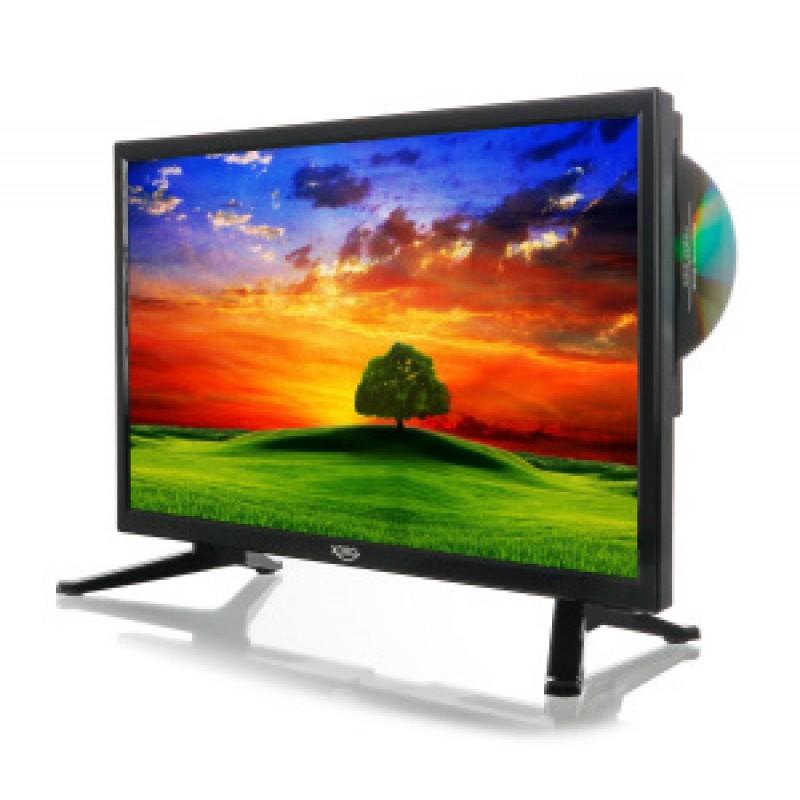 Xoro LED DVD Saorview + Cable + Satellite TV 1080p  24inch 12V DC