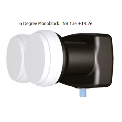 Inverto Monoblock LNB ( 6 degree )