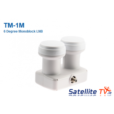 Technomate TM-1M Single Monoblock LNB