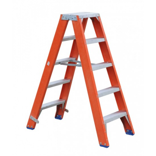 FIBREGLASS STEP LADDER 2.5m