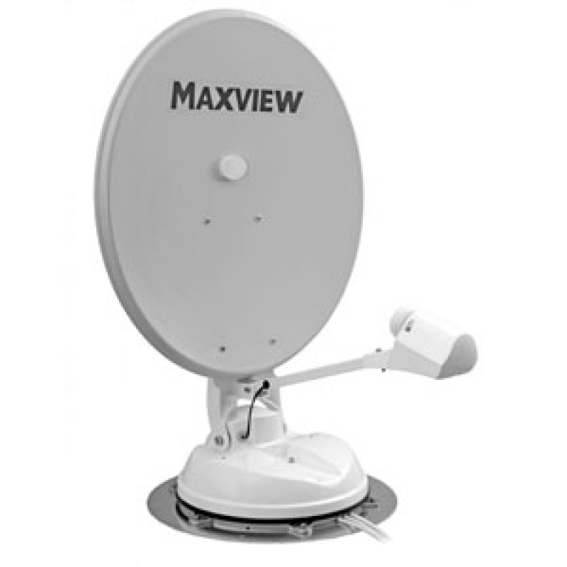 Maxview Crank Up Roof Mounted 65cm Satellite System