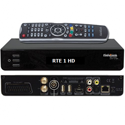 Medialink Saorview + Satellite Combo HD Receiver