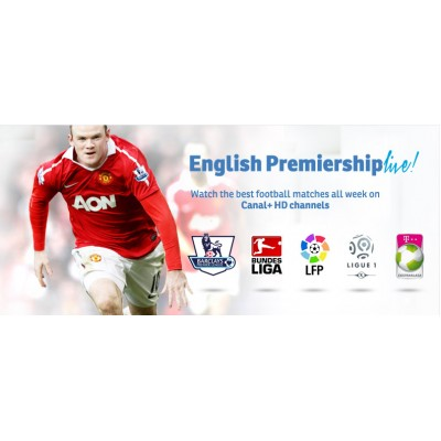 NC+ English Premier League Viewing Card