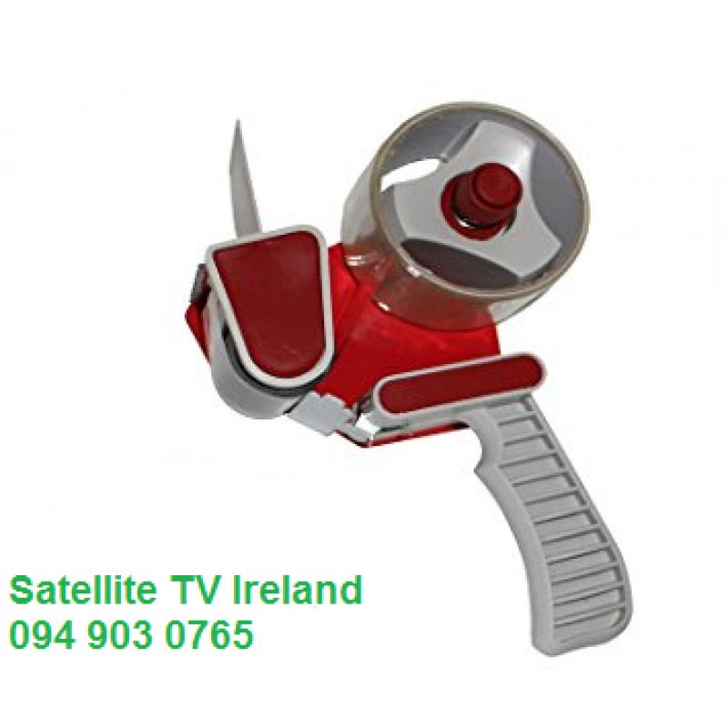 Packaging Tape Dispenser - 5 Star Office Carton Sealer