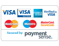 Pay with your Credit / Debit Card