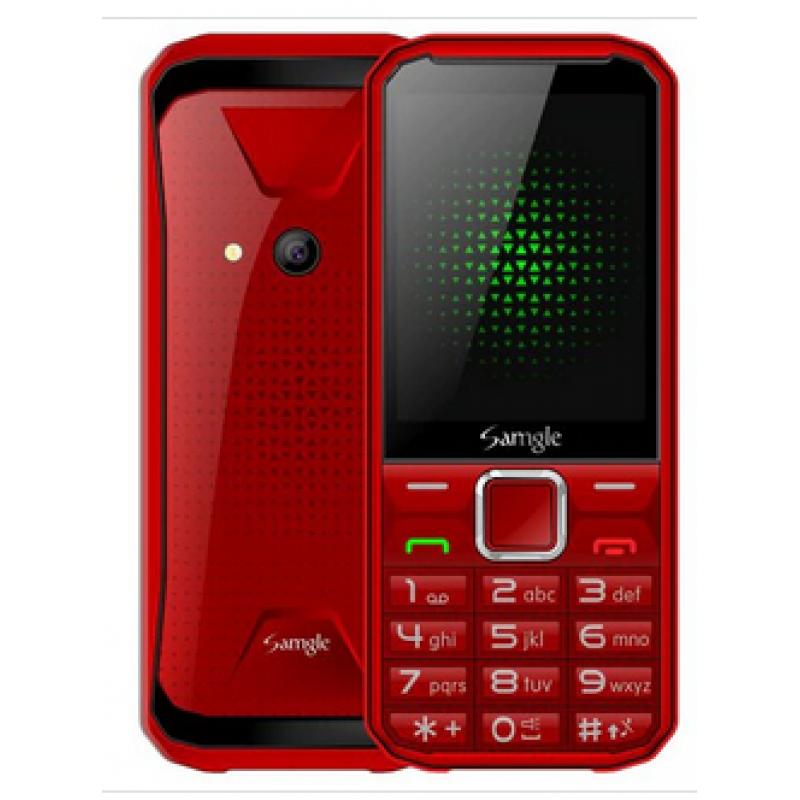 2.8 inch 3G LCD Dual SIM Quad Band Phone