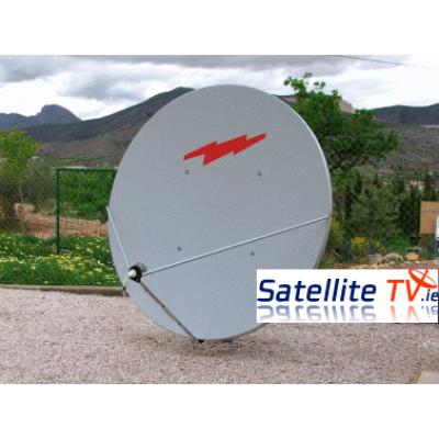 Raven ( Channel Master ) 2.4m Satellite Dish