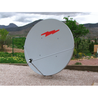 Saorsat Zone 4 Satellite Dish Pack