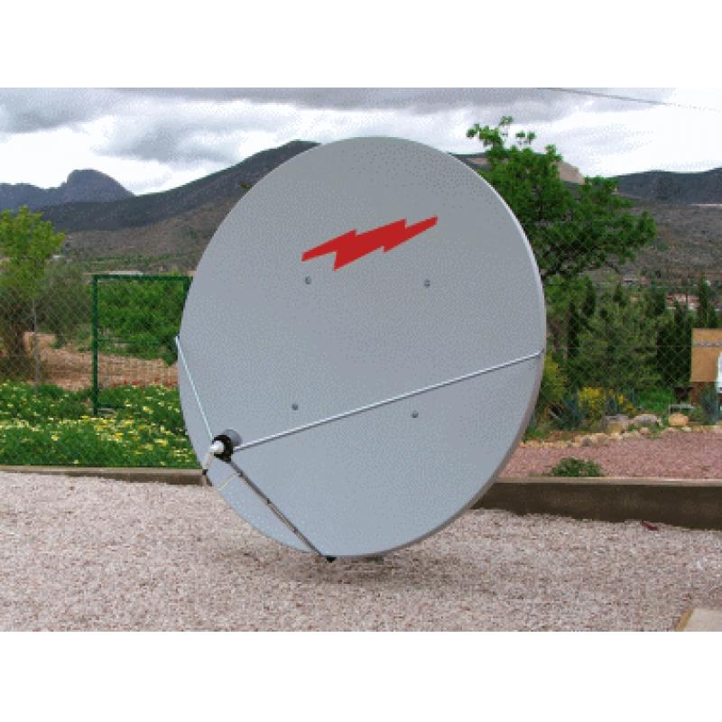 Raven ( Channel Master ) 1.2m Fibreglass Satellite Dish
