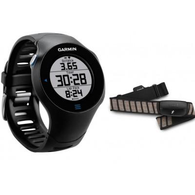 Garmin Forerunner 610 GPS + Premium HRM +USB ANT Stick Bundle