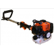 Petrol 5 in1 long reach Hedge Trimmer Pole Saw Strimmer Brush Cutter